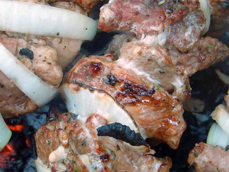 Рецепты блюд в походе