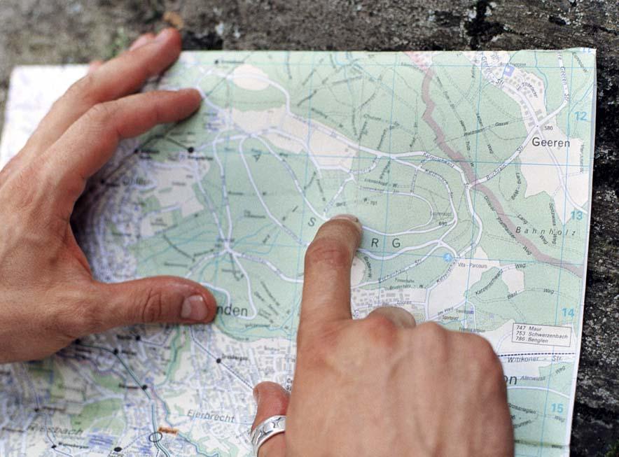 Выбор маршрута