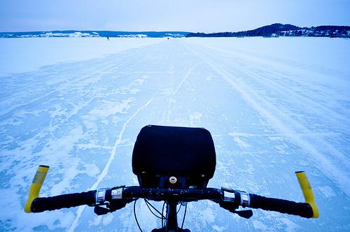 Лёд озёр