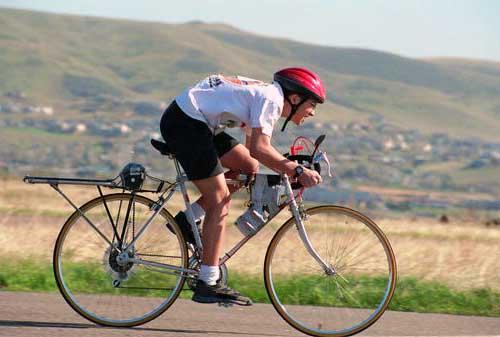 Адаптация велосипедиста к физическим нагрузкам