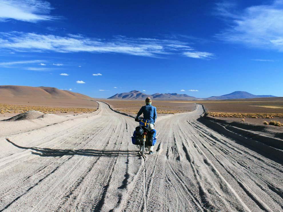 Куда поехать на велосипеде