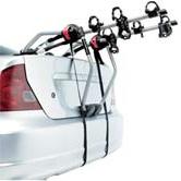 Крепление для перевозки велосипеда на багажник автомобиля