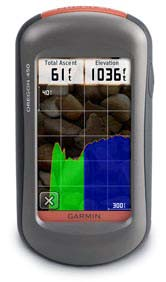 Альтиметр GPS-навигатора