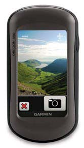 Цифровая камера GPS-навигатора