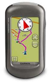 Функции GPS-навигатора