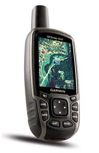 Программы на GPS-навигаторе