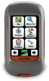 Сенсорный экран GPS-навигатора