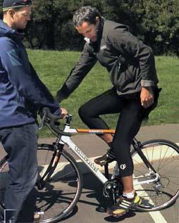 Подбор размера рамы шоссейного велосипеда