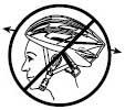 Шлем на голове одет неправильно