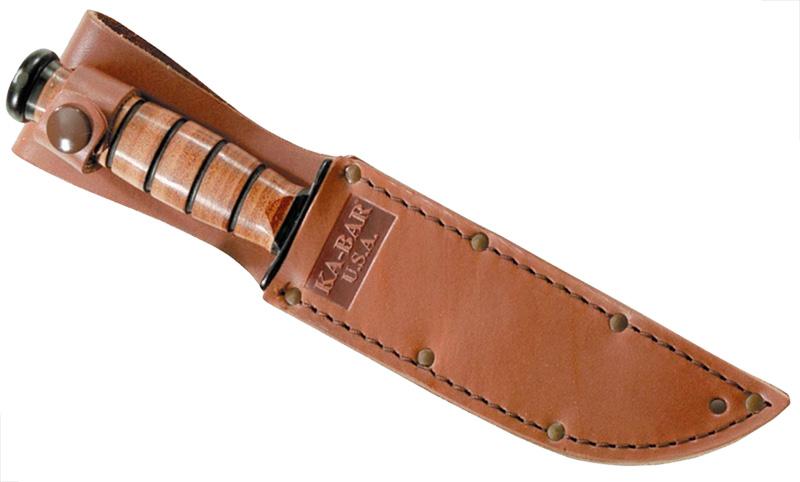 Кожаные ножны для ножа