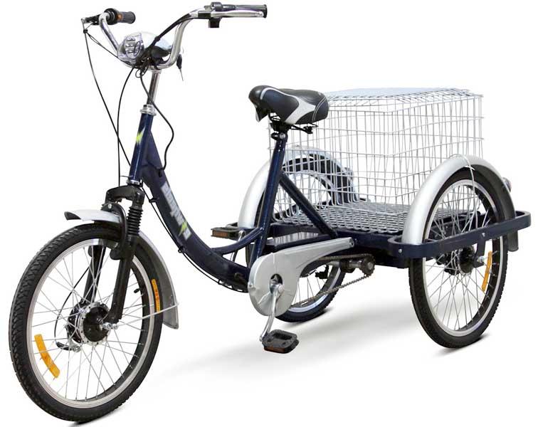 Схема трехколесный велосипед для взрослых