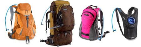 Разноообразие питьевых систем для рюкзака