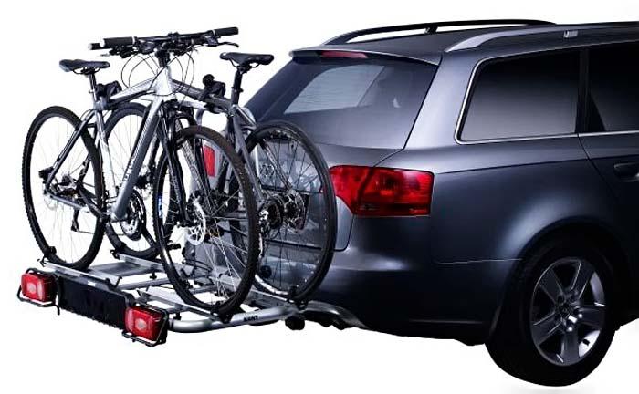 Автомобильный багажник Thule EasyBike 948-2 для перевозки велосипеда