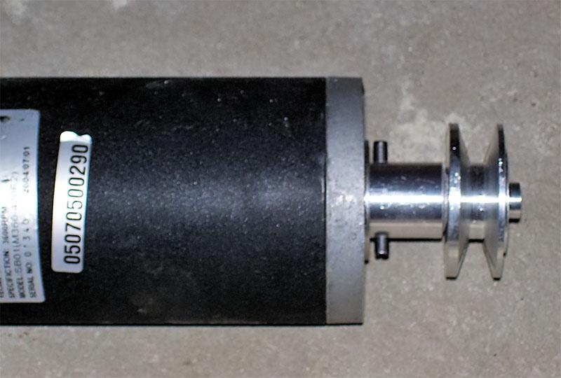 Двигатель для самодельного электровелосипеда