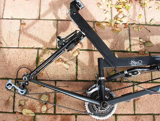 Изготовление рамы для самодельного лежачего велосипеда