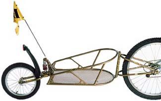Прицеп для велосипеда BOB Ibex