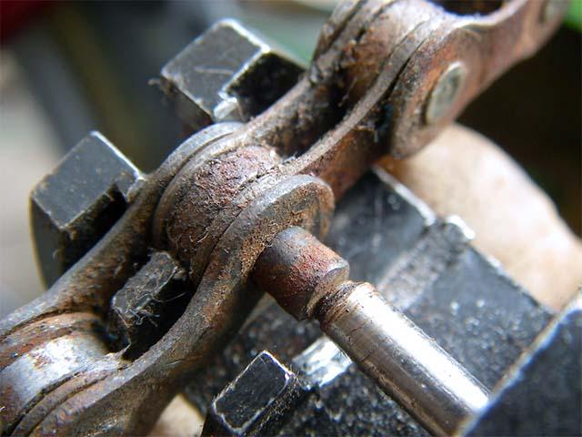 Выжимка цепи