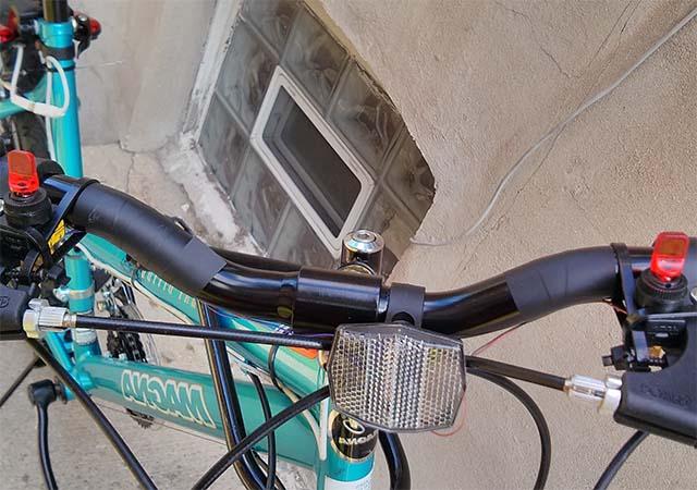 Как сделать поворотник на велосипед своими руками