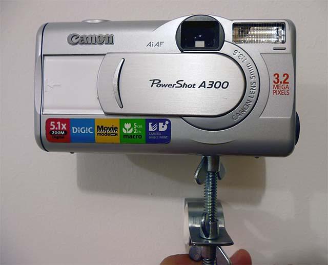Крепление для фотокамеры своими руками