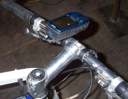Крепление для телефона на руле велосипеда