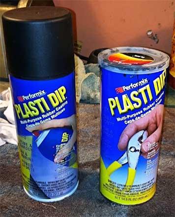 Жидкое полимерное покрытие Plasti Dip