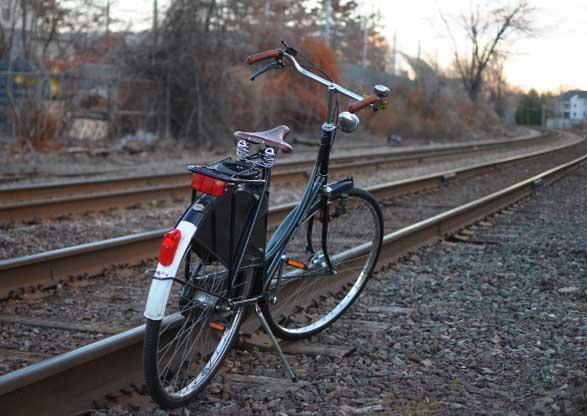 Городской велосипед с 3-скоростной планетарной втулкой шимано нексус