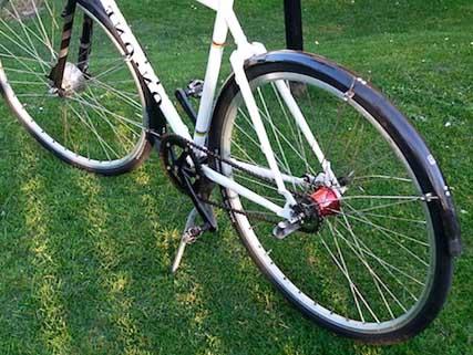 Велосипед с планетарной втулкой Sturmey Archer S2C
