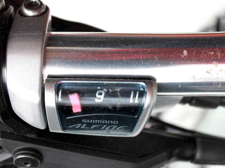 Индикатор передач Shimano Alfine 11