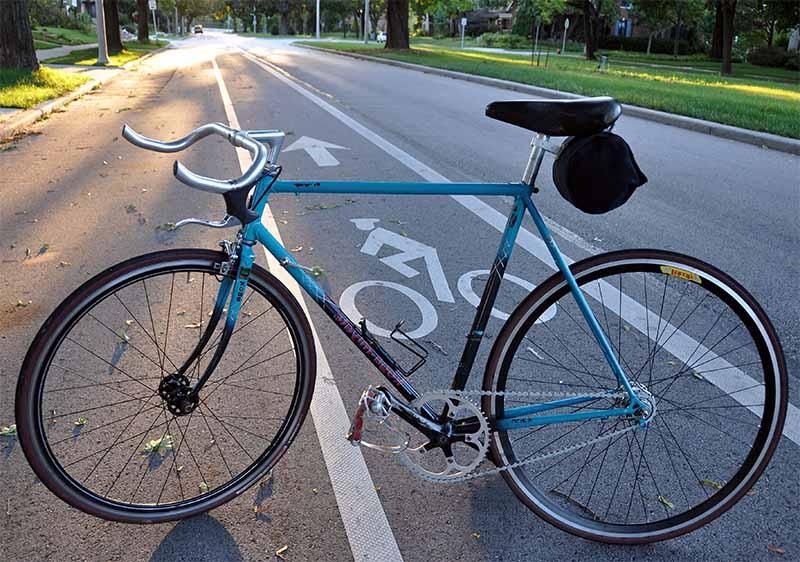 Велосипед с планетарной втулкой Sturmey Archer SX3