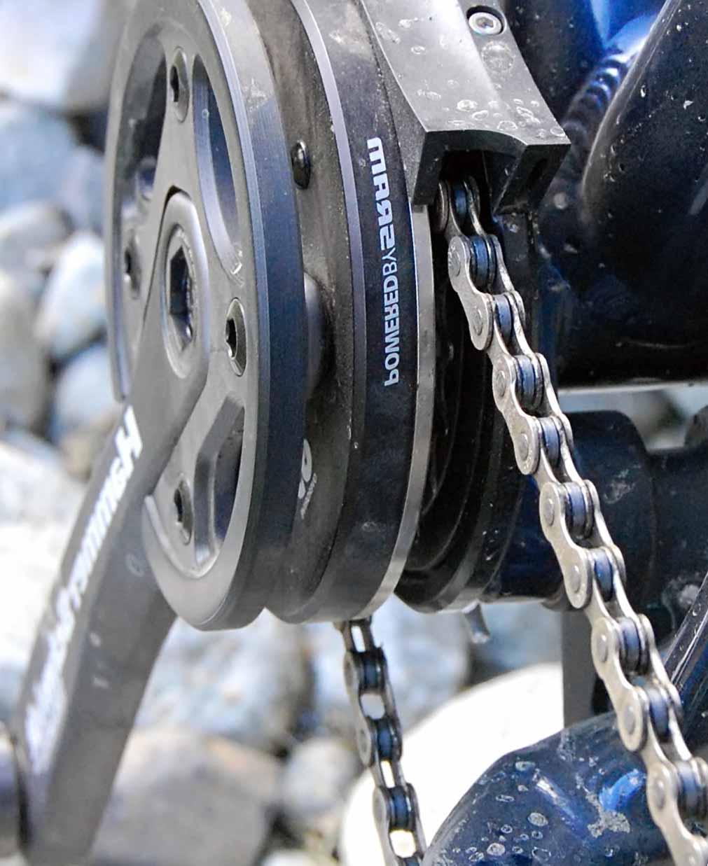 Передняя система переключения передач Truvativ HammerSchmidt