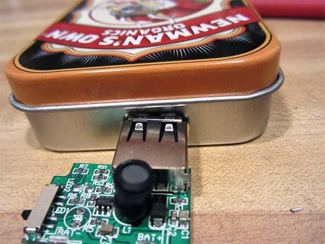 Корпус для USB зарядки