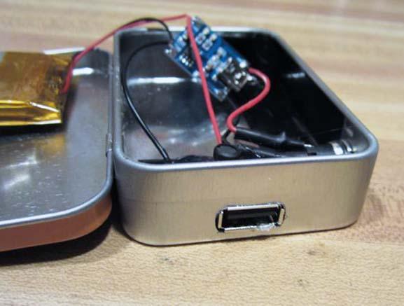 Зарядка с литий-ионным аккумулятором своими руками