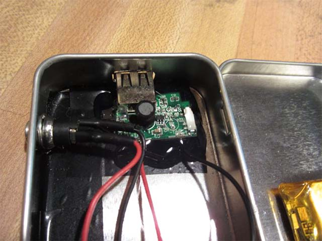 Зарядное устройство для телефона своими руками