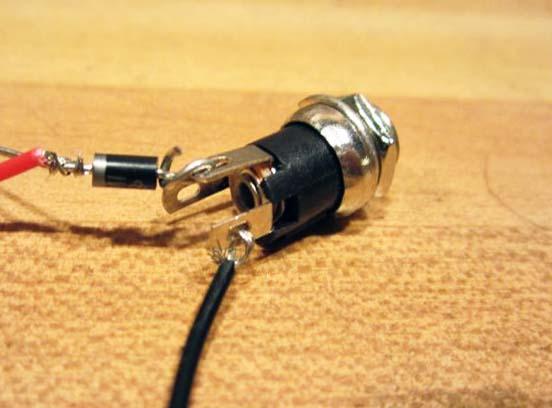 Подключение контроллера зарядки