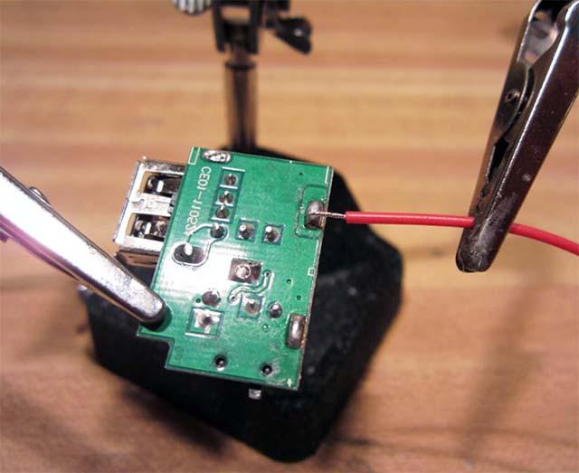 Драйвер для зарядки через USB
