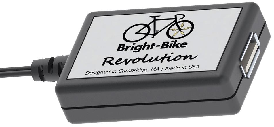 Зарядное USB устройство Bright-Bike Revolution