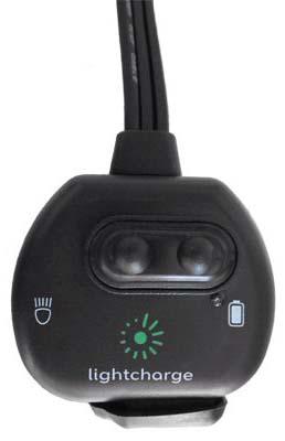 USB зарядка с питанием от динамо-втулки LightCharge