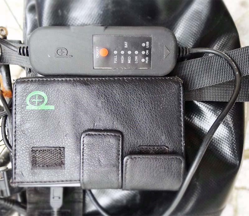 Зарядное устройство PP + V4i