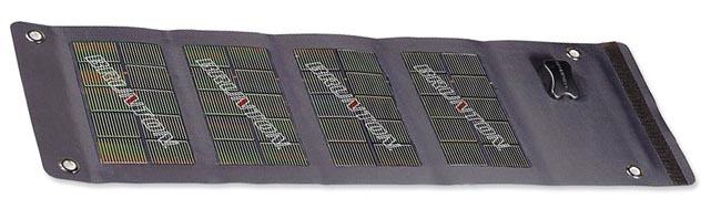 Зарядка на солнечных батареях Brunton Solaris/Explorer