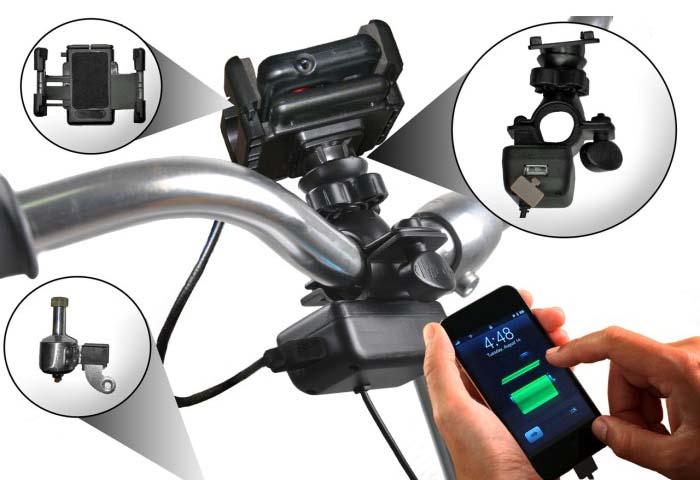 Комплект для зарядки от динамо-машины SpinPower