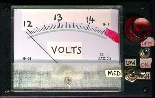 Самодельный блок управления генератором