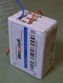 Три батареи в блоке