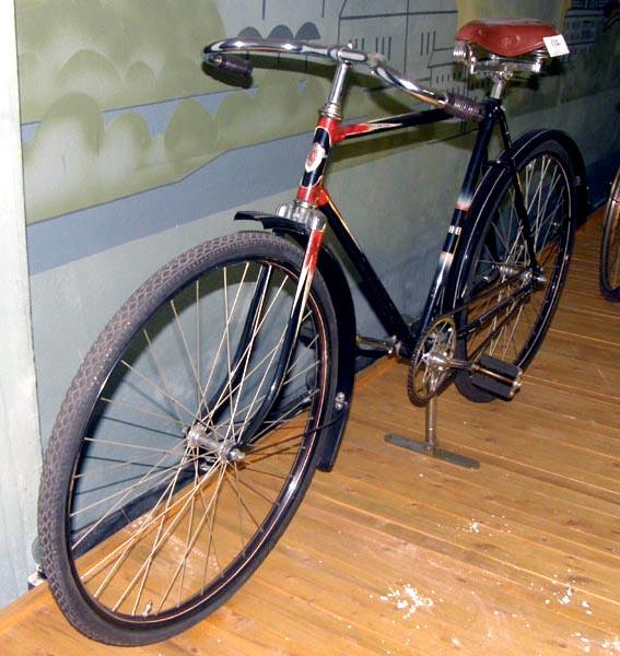Велосипед харьковского велосипедного
