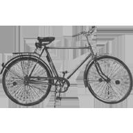 История создания горного велосипеда