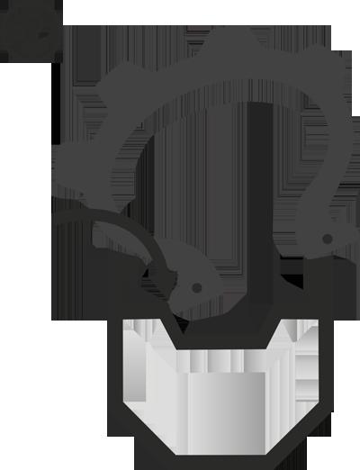 Конструкция безкамерной шины