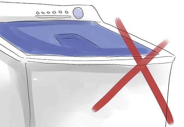 Выбор стиральной машины для стирки спального мешка