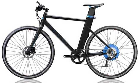 Электровелосипед Cube Epo FE
