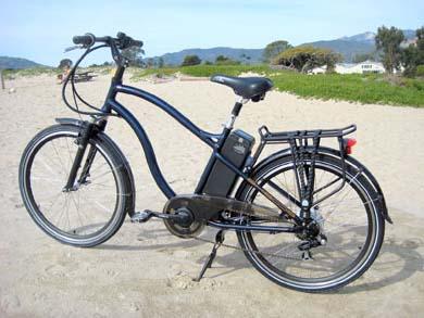 Электровелосипед Ecobike Adventure