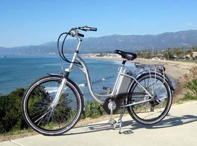 Электровелосипед Ecobike Elegance