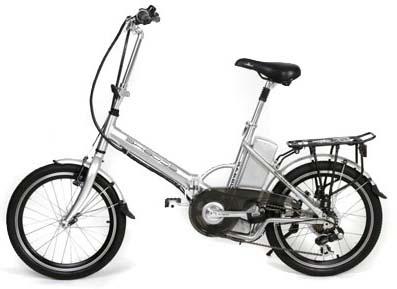 Электровелосипед Ecobike Vatavio